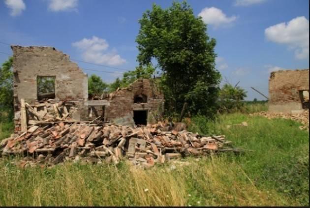 Terremoto. Coldiretti, SOS  campagne, Mln di danni in agricoltura