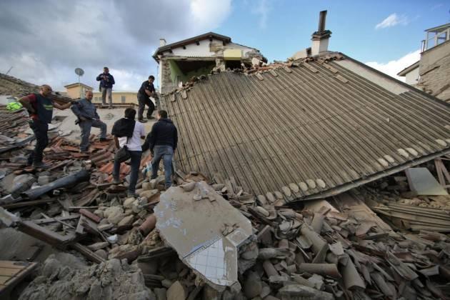 Solidarietà Terremoto Una cena per 5000 persone nel centro di Bergamo