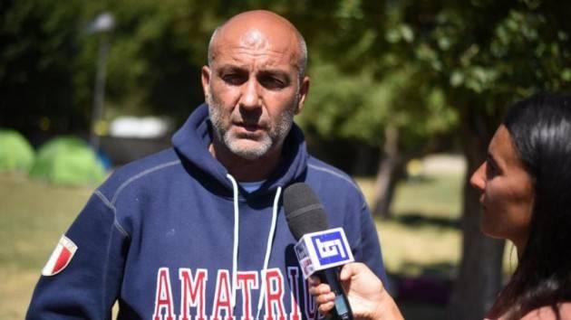 Il Personaggio Chi è il Sindaco di Amatrice Sergio Pirozzi