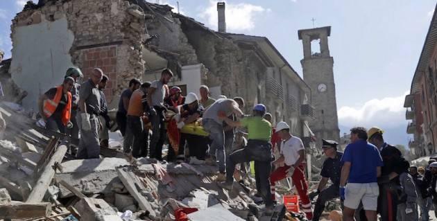 Terremoto Dai lavoratori gara di solidarietà