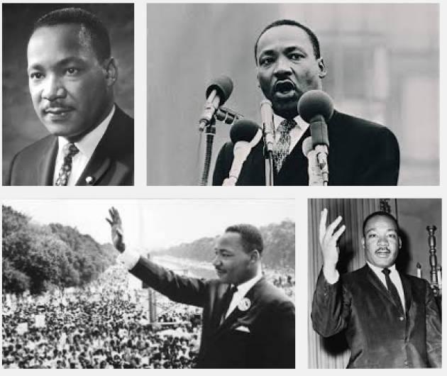 (Video) AccaddeOggi  #28agosto 1963 Martin Luther King tiene il famoso discorso del I have a dream
