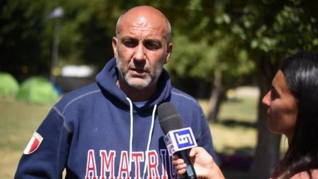 Il Sindaco di Amatrice Sergio Pirozzi ha la scuola 'Capranica' nell'armadio di Elia Sciacca (Cremona)