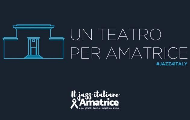 Milano - IL JAZZ ITALIANO PER AMATRICE