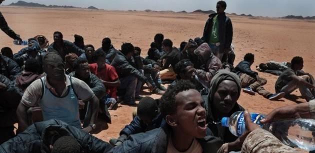 Pianeta migranti. Il mastino dell'UE ferma migranti