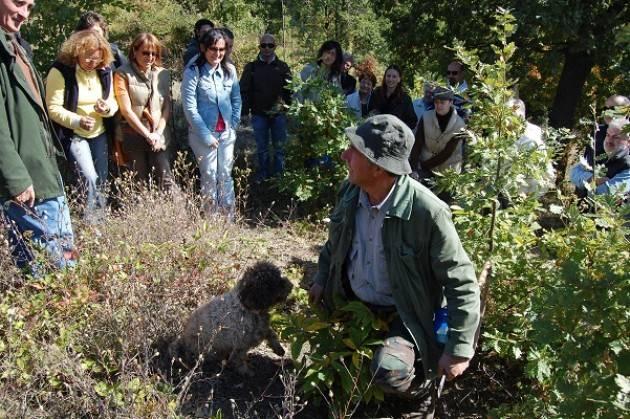 Sapor di funghi e tartufi Domenica 2 ottobre 2016 a Borgo di Nazzano a Rivanazzano Terme (Pv)