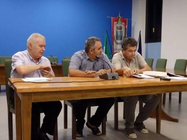 Pegognaga   Con Torchio il PD ricorda De Gasperi, Don Primo Mazzolari ed Altieri Soinelli