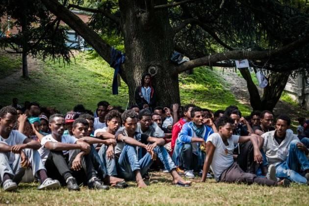 Pianeta migranti. Per la Svizzera Vuoti a perdere.