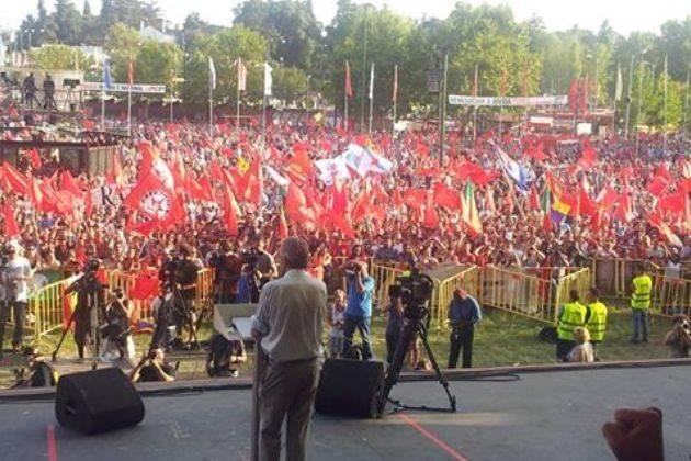 Lombardia, Rifondazione Comunista: 'Grande successo della Festa do Avante'