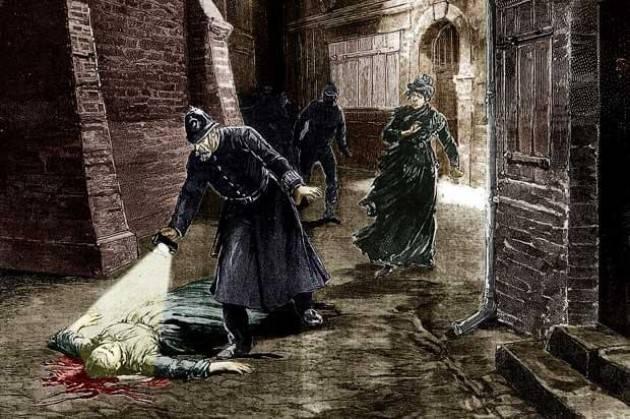 Accadde Oggi 8 settembre 1888 - A Londra viene ritrovato il corpo della seconda vittima di Jack lo squartatore, Annie Chapman