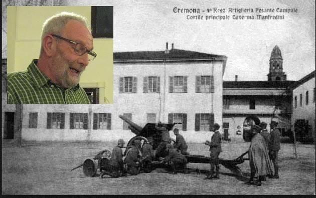 Il Racconto del 9 settembre 1943 a Cremona La battaglia della caserma Manfredini  di Ennio Serventi