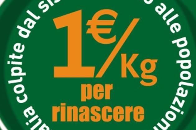 Parmigiano Reggiano, iniziativa per le popolazioni terremotate del centro Italia
