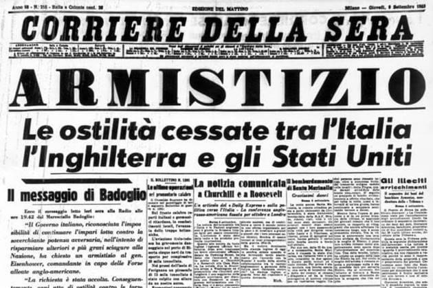 Ricordo del mio 8 settembre 1943 di Licio D'Avossa (Cremona)