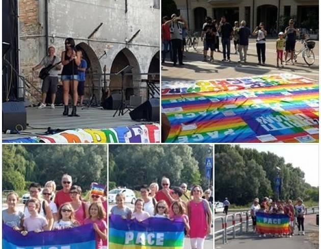 Riuscita la Marcia della Pace di Crema e del Cremasco