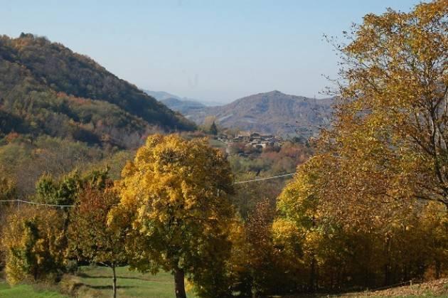 Pavia Festa D'Autunno con Passeggiata in Val Nizza domenica 9 ottobre
