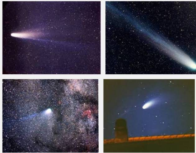 AccaddeOggi    #15settembre 1682 – XXVI passaggio noto della cometa di Halley al perielio