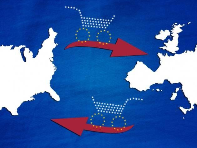 Slovacchia TTIP: la Camera Agroalimentare Slovacca non vuole l'accordo Ue-Usa