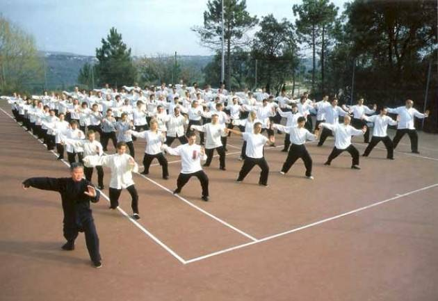 Dal 3 ottobre il Tai chi chuan, arte di lunga vita, arriva alla palestra della Scuola Botticelli