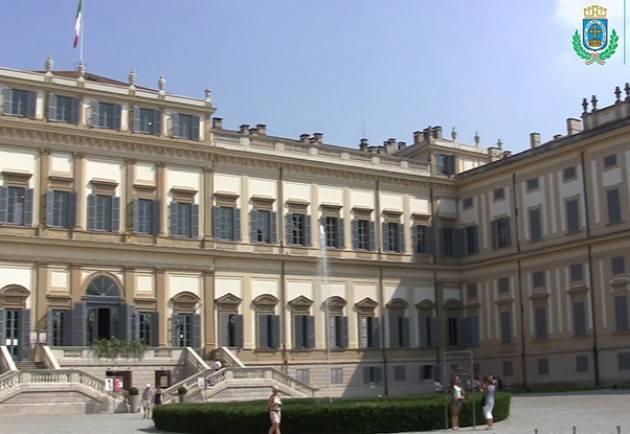 Villa Reale di Monza: festeggiati i due anni dalla rinascita dopo il restauro (Video)