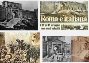 L'Eco Cremona Rievocazione della liberazione di Roma dal potere papalino (Video)