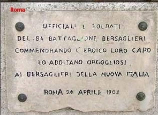 Giacomo Pagliari, il bersagliere cremonese che mori sulla breccia di Porta Pia