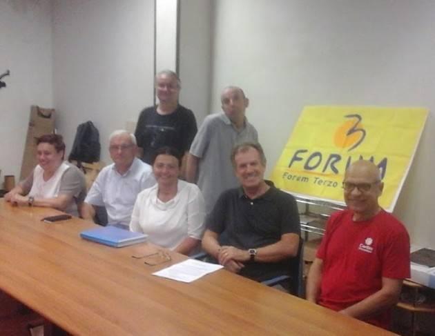 (Video)Fondo Welfare Lombardia: da 90mil nel 2010 a 9mil nel 2017 Lo denuncia Guido Bussi del Forum 3°settore di Cremona