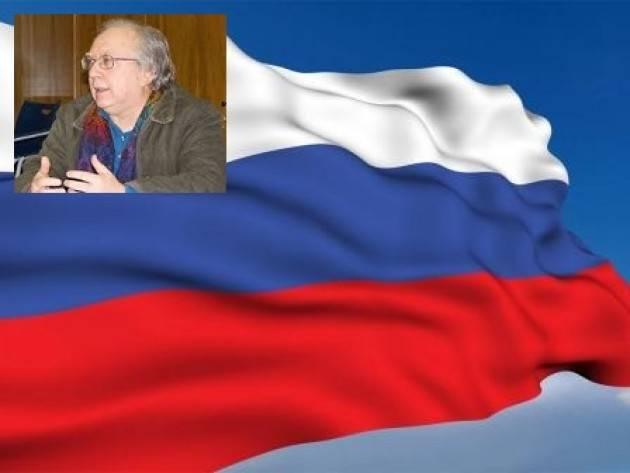 In Russia si vota per rinnovare il Parlamento di Marco Pezzoni