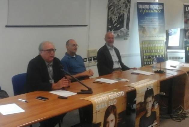 (Video) Interessante incontro a Cremona sull' Enciclica Laudato Sì con Mauro  Ceruti e Don Bignami