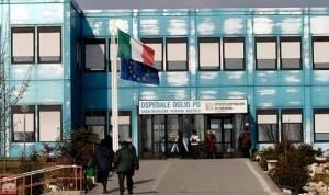 Asst Ospedale Oglio Po Nuovo ecografo in dono all'UO di Medicina