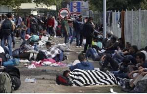 Pianeta migranti. 'Muri contro i migranti, vittoria del terrorismo'