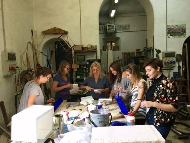 Cremona  Alternanza scuola Lavoro un progetto del Liceo artistico Munari