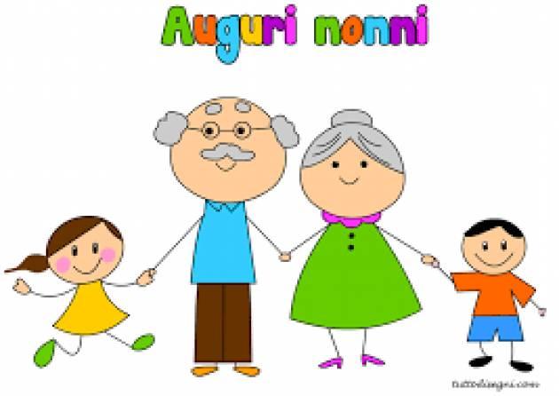 Lecco - Tanti auguri nonni!