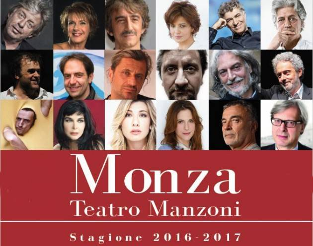 Monza - Teatro Manzoni