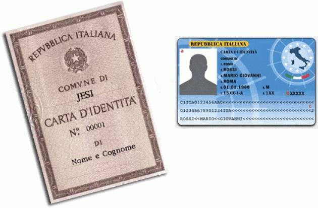 Milano al via le prenotazioni per la carta d identita for Carta di soggiorno 2017 documenti