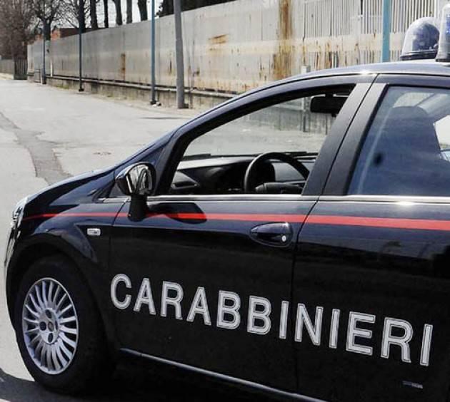 Inseguiti e arrestati a Merate dopo aver rubato una Porsche
