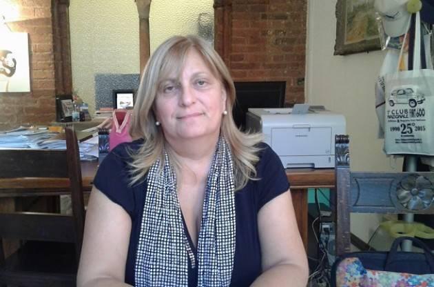Cremona Barbara Manfredini soddisfatta per l'andamento di Rigenerazione Urbana 2016