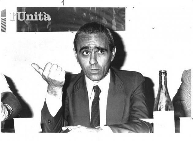 Il NO di  Pierre Carniti, giá segretario della CISL , al Referendum Costituzionale