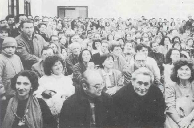 Quando Dario Fo inaugurò la nuova della Cgil di Cremona di Gian Carlo Storti