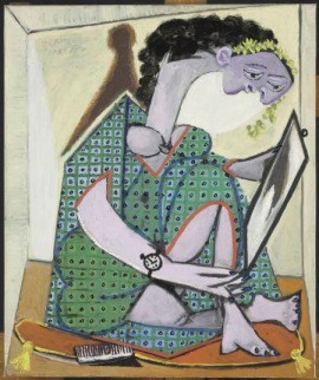 Recensione mostra Pablo Picasso Verona 2016-17