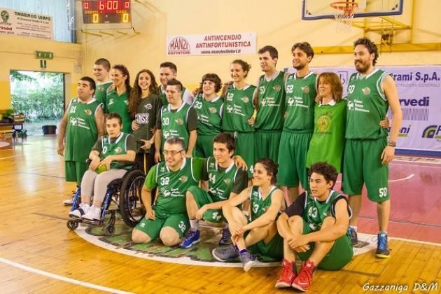Uisp Cremona Inizia giovedì 27 ottobre il 5° campionato provinciale di Baskin.