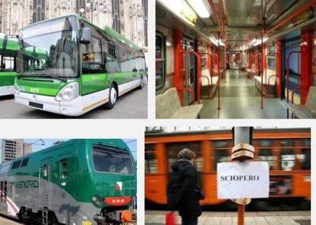 Milano Fusione Trenord-ATM Legambiente:prima liberalizzare il mercato di Dario Balotta