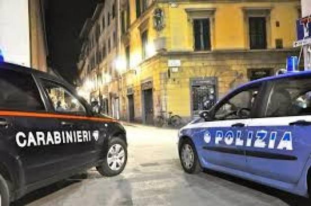La Polizia di Stato di Bergamo blocca il piromane delle autovetture