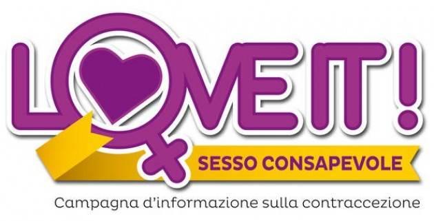Torna a Roma 'Love it! Sesso consapevole'