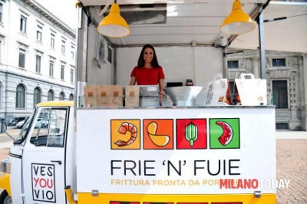 Street Food Milano dice SI allo sviluppo della cultura di strada su mezzi green