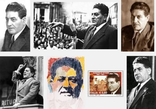 AccaddeOggi  #3novembre 1957  Ricordando Giuseppe Di Vittorio storico dirigente Cgil