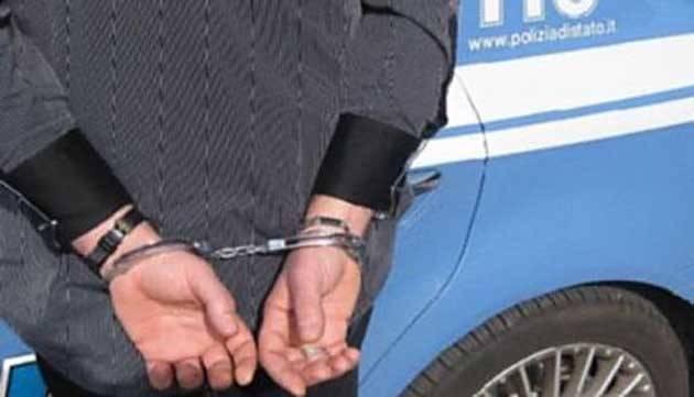 Bergamo - La Polizia di Stato arresta Albanese