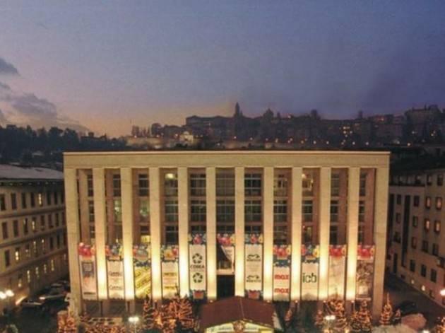 Bergamo - Sospese attività Auditorium piazza Libertà fino a martedì 15 novembre