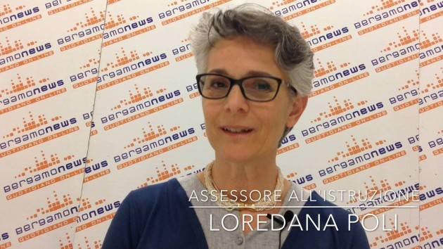 Bergamo quinta in Italia nella graduatoria sullo stato di salute delle scuole