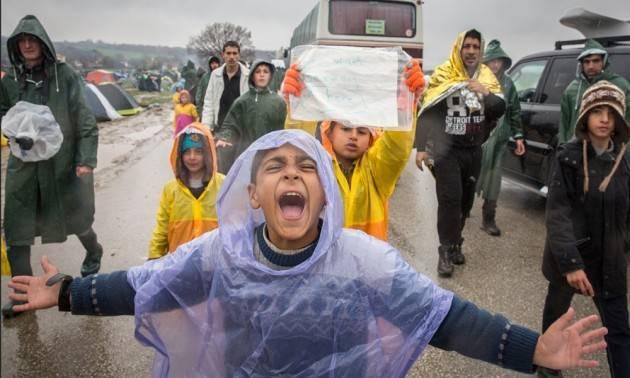 Pianeta migranti. Un atto di civiltà: accoglienza e tutela minori stranieri