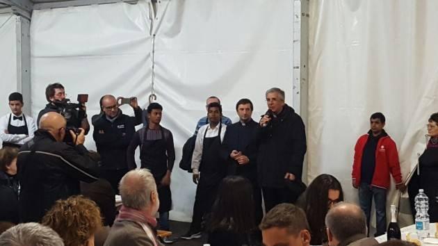 A Cremona Amatriciana Benefica  Post-Terremoto : Gemellaggio con l'Arcidiocesi di Camerino-S.Severino Marche