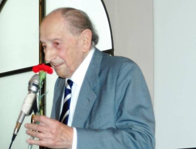 L'EcoAgenda Mario Coppetti compirà 103 anni. Festeggiamenti al Filo di Cremona